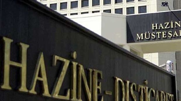 Hazine'nin iç borç çevirme oranı Mayıs'ta yüzde 380 oldu