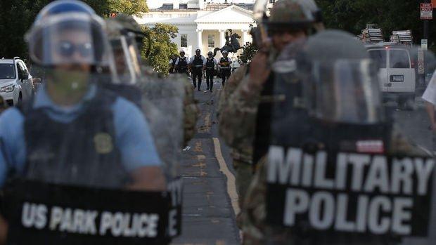 ABD'de Washington DC kent konseyi polis reformunu onayladı