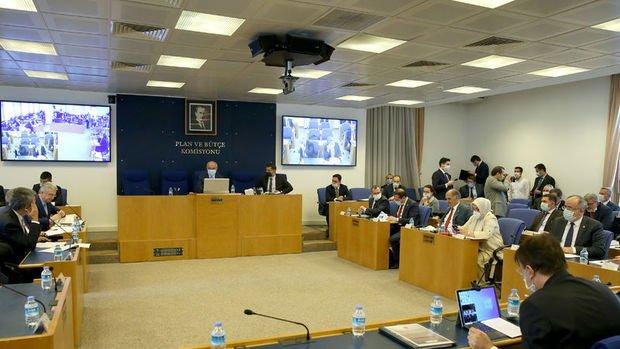 Ekonomiye ilişkin 'torba teklif' TBMM Plan ve Bütçe Komisyonunda kabul edildi