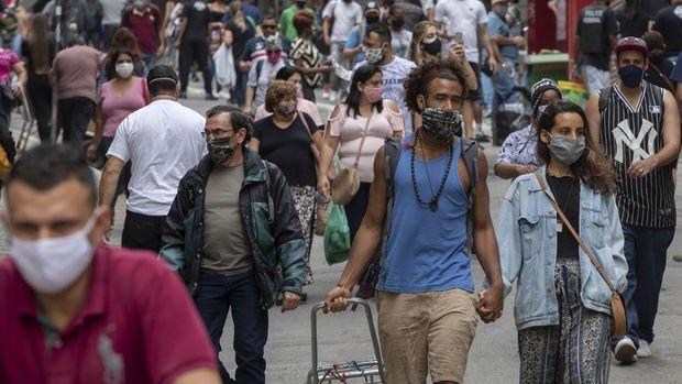 Kovid-19'un Brezilya merkezi Sao Paulo yükselen ölüm sayılarıyla ekonomiyi açtı