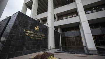 TCMB net uluslararası rezervleri 31.5 milyar dolar oldu