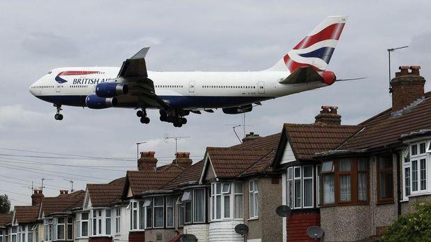 İngiltere'de hava yolu şirketleri hükümeti dava etti