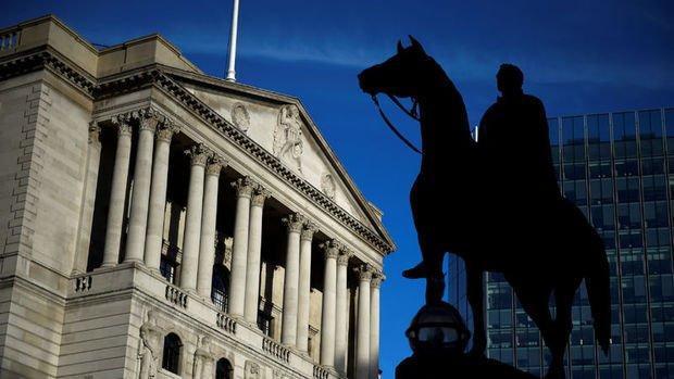BofA: İngiltere MB faizi Ağustos'ta sıfıra düşürebilir
