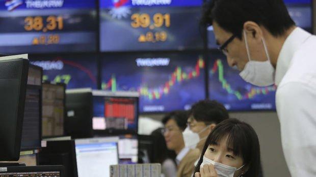 Asya borsaları 'ikinci dalga' endişeleri ile geriledi