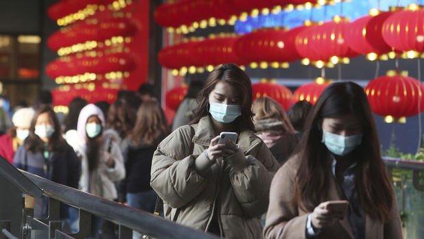 Çin'de 40, Güney Kore'de 34 yeni Kovid-19 vakası saptandı