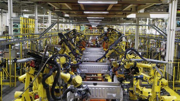 ABD'de sanayi üretimi Nisan'daki sert düşüş sonrası toparlandı