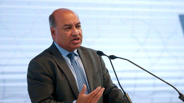 EBRD/ Chakrabarti: Türkiye'nin bölge ve ötesinde güç merkezi olacağına inanıyorum