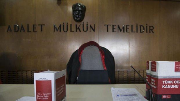 4 bin 726 hakim ve savcının görev yeri değişti
