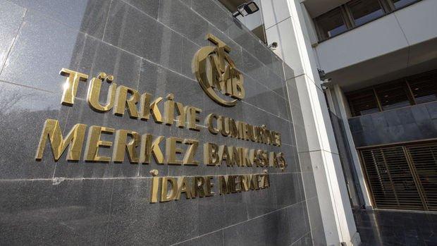 TCMB net uluslararası rezervleri 31.6 milyar dolar oldu