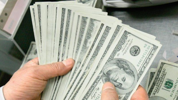 Merkez'in brüt döviz rezervleri 127 milyon dolar azaldı