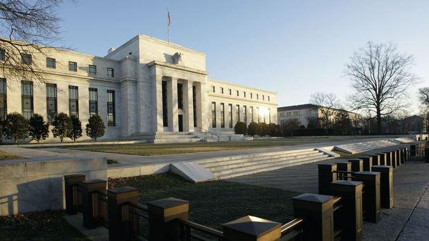 Fed'in bilançosu Şubat'ta beri ilk kez daraldı