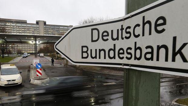 Bundesbank: Almanya 2. çeyrekte yüzde 10 küçülecek