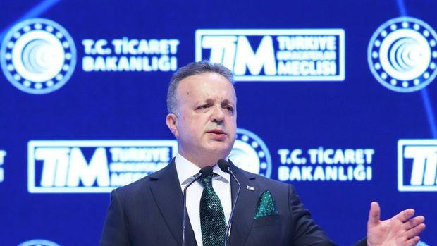 TİM Başkanı Gülle: İhracatta önceki rekorlarımıza ulaşacağız