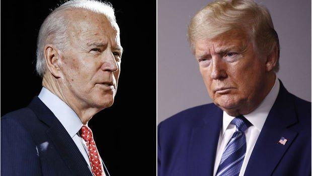 Trump anketlerde Demokrat rakibi Biden'ın 14 puan gerisinde kaldı