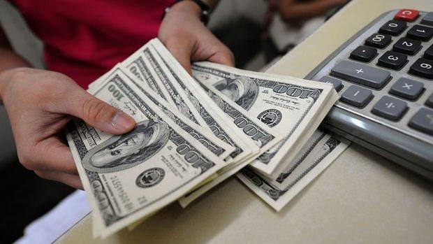 Dolar göstergesi ABD'deki virüs vakalarının riskten kaçışı tetiklemesiyle yükseldi