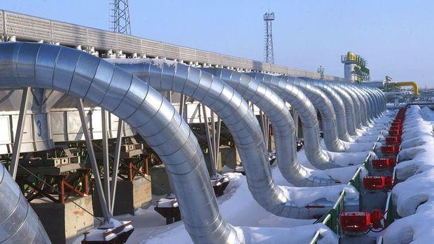 Doğal gaz ithalatı Nisan'da yüzde 25,8 azaldı