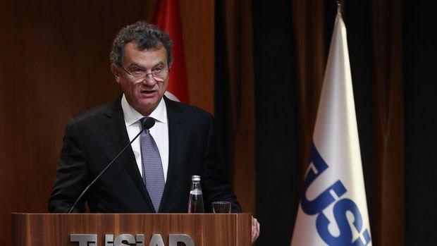 TÜSİAD/Kaslowski: Türkiye, tedarik zincirinde güvenilir bir kaynak