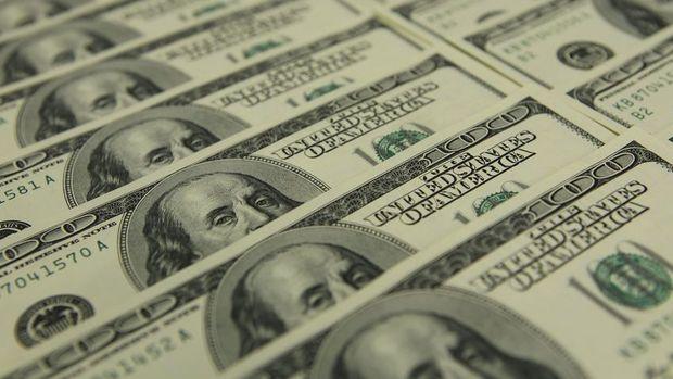Dolar göstergesi çeyrek sonu talebi ve virüs endişesiyle yükseldi