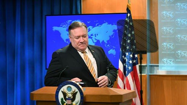 ABD Dışişleri Çin Komünist Partisi yetkililerine vize kısıtlaması getiriyor