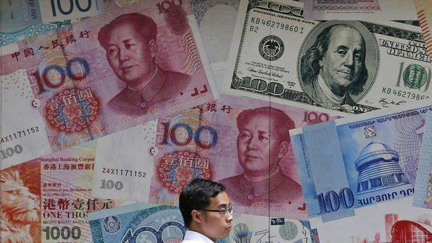 Çin 55,8 milyar dolarla