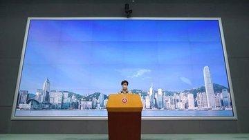 Çin, Hong Kong'da uygulanacak Ulusal Güvenlik Yasasını onayladı