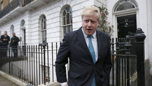 Boris Johnson'dan İngiltere'de