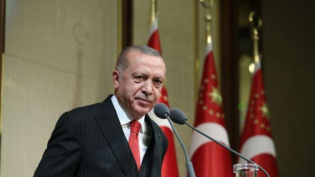 Erdoğan: Sosyal medyanın düzene sokulması şart