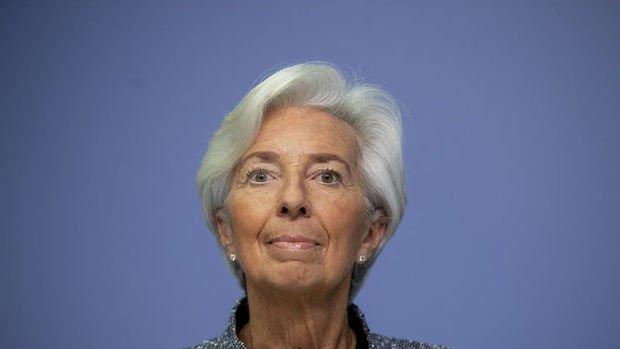AMB/Lagarde: Küresel ekonomide toparlanma inişli çıkışlı olabilir