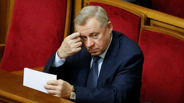 """Ukrayna MB Başkanı """"bağımsızlık"""" vurgusu yaptı, istifa etti"""