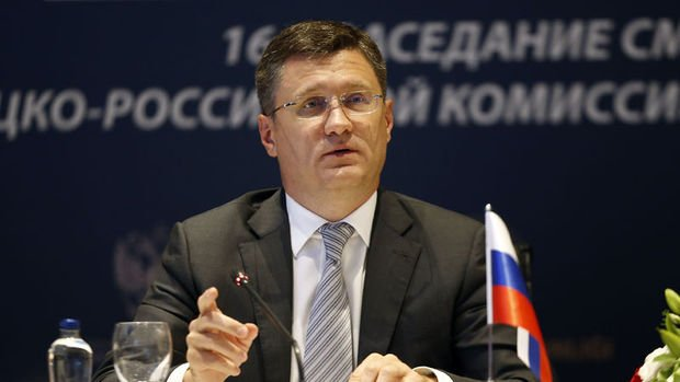 Rusya Enerji Bakanı Novak: OPEC anlaşmasına göre petrol üretimi Ağustos'ta artacak