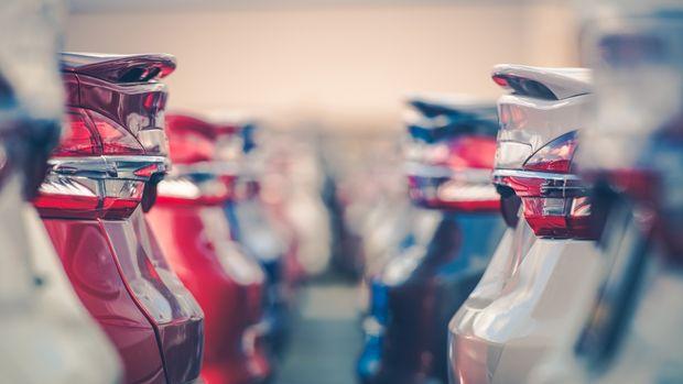 Almanya'da otomobil satışları yüzde 40 azaldı