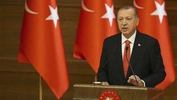 Cumhurbaşkanı Erdoğan'dan patlama hakkında ilk açıklama