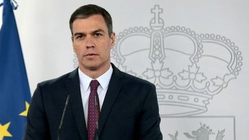 """İspanya, 50 milyar euroluk """"ekonomiyi canlandırma paketi""""..."""