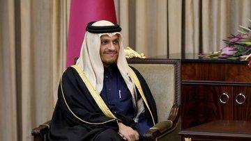 Katar Dışişleri Bakanı Al Sani: Türkiye ile stratejik ili...