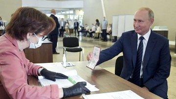 Rus kamuoyunda anayasa değişikliği referandumunun sonucu ...