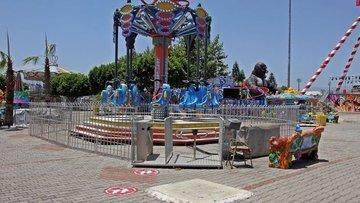 Lunapark ve tematik parklar 6 Temmuz'dan itibaren faaliye...