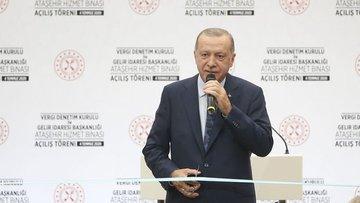 Erdoğan: Enflasyonu en kısa sürede tek haneli rakamlara d...