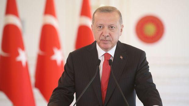 Erdoğan: Enerjisi olmayan bir ülkenin kalkınmadan bahsetmesi mümkün değildir