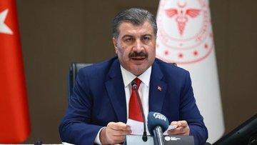 Türkiye'de son 24 saatte 1148 kişiye Kovid-19 tanısı konuldu