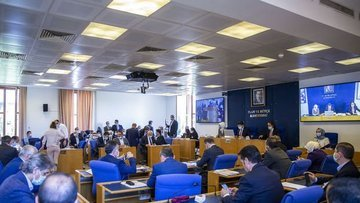 Barolara ilişkin kanun teklifi TBMM Adalet Komisyonu'nda ...