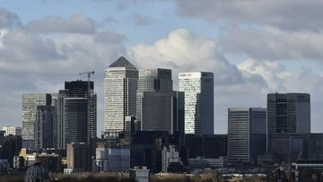 Küresel bankalar Londra'daki ofislerinden çıkıyor