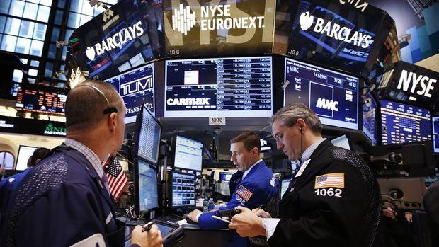 Küresel Piyasalar: Hisseler haftaya yükselişle başladı, dolar geriledi