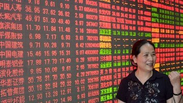 """""""Çin borsasının yükselişini kısa pozisyonların kapatılmas..."""