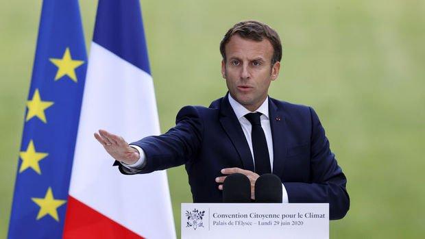Fransa'da Macron yeni hükümeti onayladı