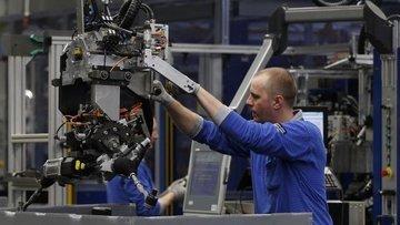 Almanya'da sanayi üretimi Mayıs'ta beklenenden az arttı