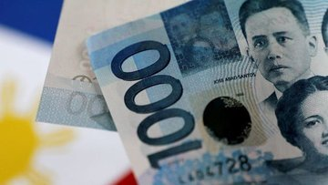 Filipin pesosu bugün Asya'da en çok düşen para birimi oldu