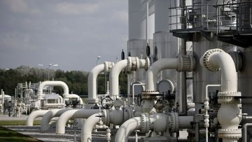 Gazprom'un doğal gaz ihracat geliri yüzde 52 azaldı