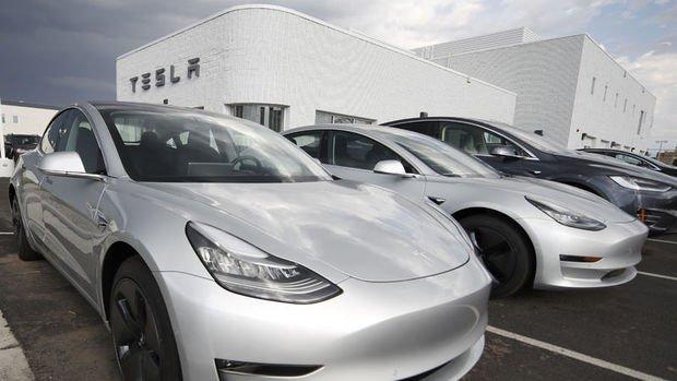 Tesla'da 5 günlük artış 3 oto devine bedel