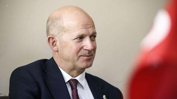 İngiliz Büyükelçi Chilcott: Türkiye'nin dahil olduğu birçok ülkeye seyahat izni verdik