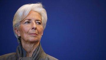 """AMB Başkanı Lagarde'dan """"politika"""" sinyali"""
